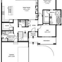 Medium silverthorne floor plan