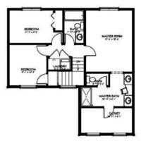 Medium upper floor