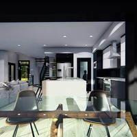 Medium custom home builder in edmonton floorplans zen for keswick9