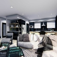 Medium custom home builder in edmonton floorplans zen for keswick1