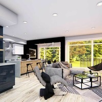 Medium custom home builder in edmonton floorplans zen for keswick5