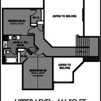 Medium upper level