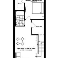 Medium maxwell basement