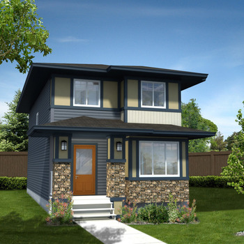 Large square whitman prairie rendering