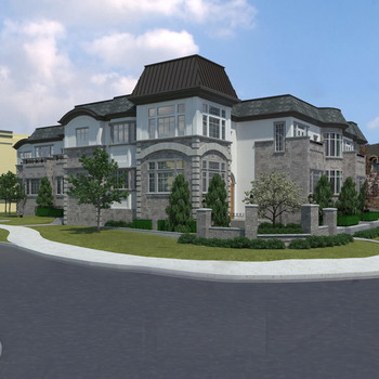 Large square gatestone rendering 01