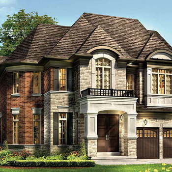 Large square cover elevation lot7
