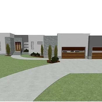 Large square estates 2
