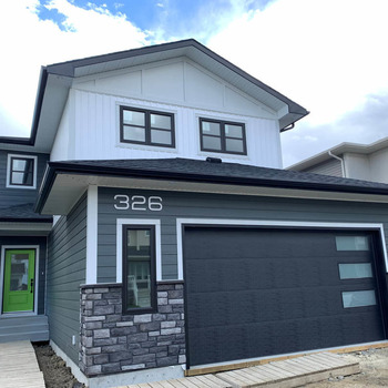 Large square 326 secord way front elevation orig