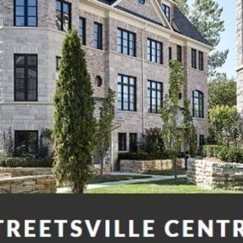 Large square streetsville