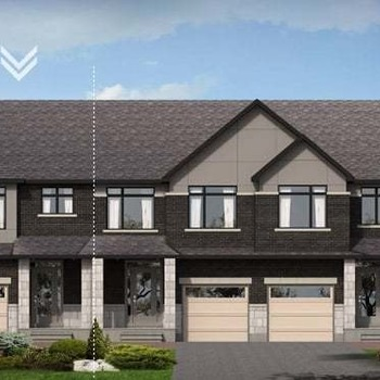 Large square 2018 townhome brazeau