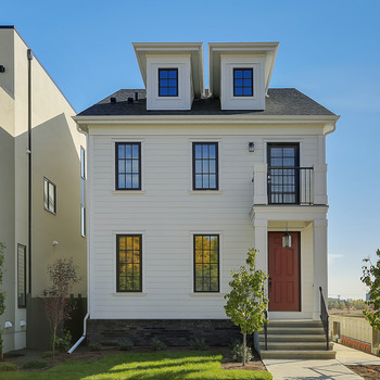 Large square exterior front 1