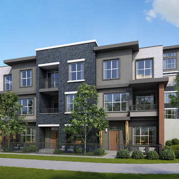 Large square axess townhomes inner city