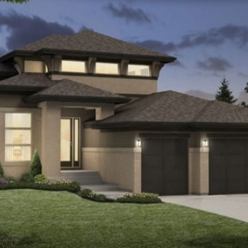 Large square perryhomes models cypress front