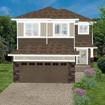 Large square cambridge 2 rendering
