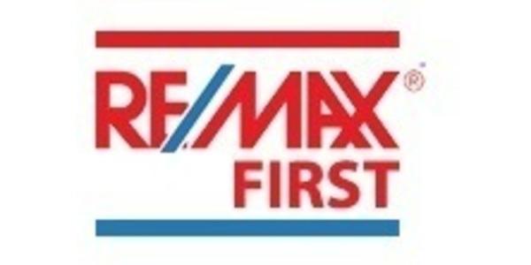 Full remax first logo